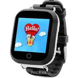 Фото UWatch Kid smart watch Q100s (Black)