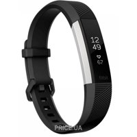 Фото Fitbit Alta HR Small (Black)