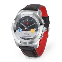 Фото MyKronoz ZeTime Premium Regular (Black/Red)