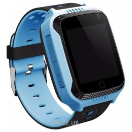 Фото UWatch Kid smart watch Q66 (Blue)