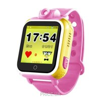 Фото Smart Baby Watch Q200 Pink