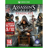 Фото Assassin's Creed Syndicate (Xbox One)
