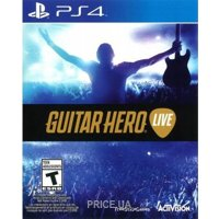 Фото Guitar Hero Live (PS4)