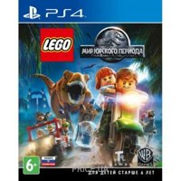 Фото Lego Jurassic World (PS4)