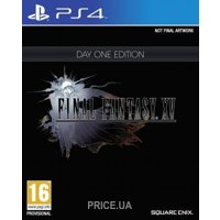 Фото Final Fantasy XV Day One Edition (PS4)