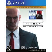 Фото Hitman The Complete First Season Steelbook Edition (PS4)