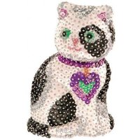 Sequin Art 3D Cat (SA0501)