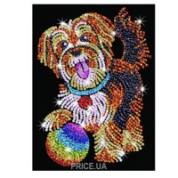 Фото Sequin Art BLUE Puppy (SA1218)