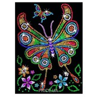 Фото Sequin Art RED Amber Butterfly (SA1209)